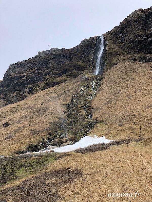 L'Islande de cascade en cascade