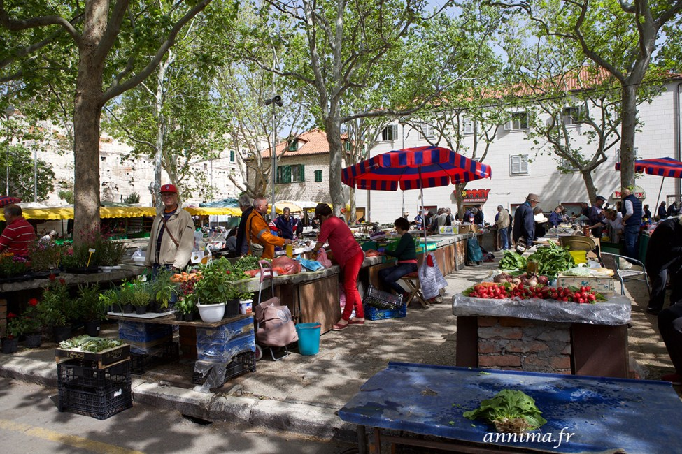 Surprises sur les marchés de Croatie