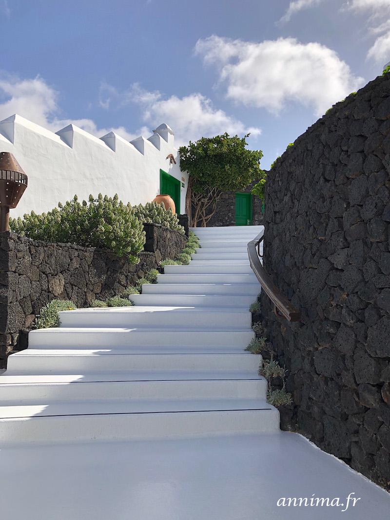Découvrir César Manrique à Lanzarote