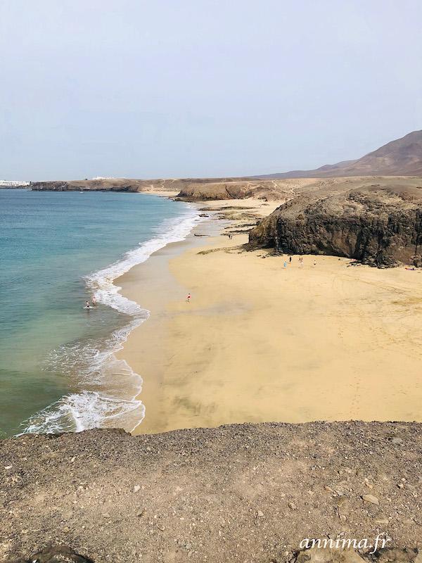 Faut-il aller à Lanzarote pour ses plages ?