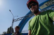 01.10.13 Korday Border Control, Kazakhstan