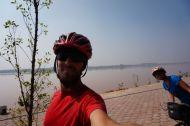 23.12.13 Mekong River (Vientiane), Laos