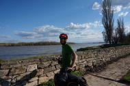 Our very last glance at the Danube in Vidin