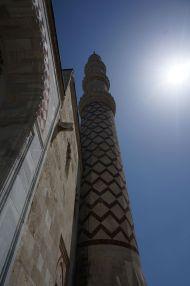Üç Şerefeli Mosque, Edirne