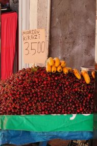 Cherries by the cartload