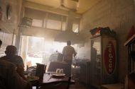 Smoky kebabs