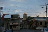 Streetscapes of Tbilisi