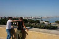 Peter the famous Baku tour guide