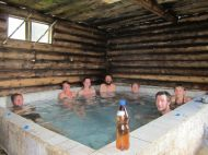 Our thermal bathhouse
