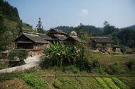 Quaint wooden villages, Guizhou