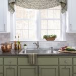 Functional And Decorative Kitchen Valances For Windows Ann Inspired