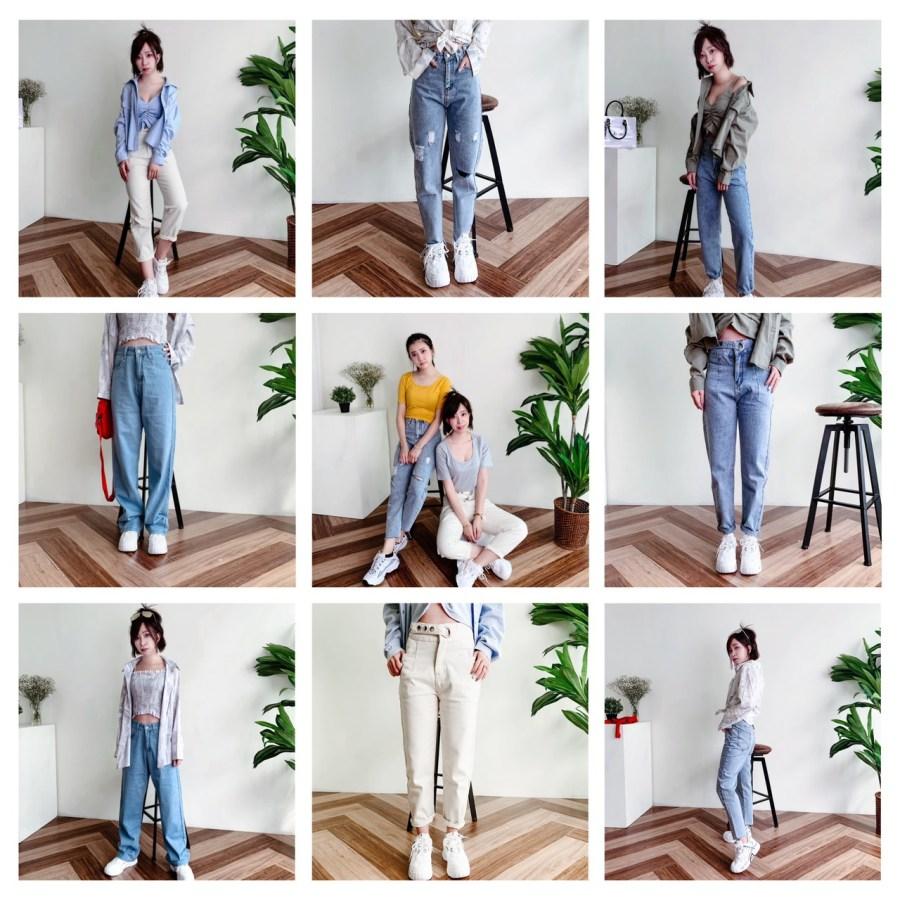 【推薦】小隻女牛仔寬褲怎麼穿搭才好看?教妳怎麼分辨自己身材穿搭寛褲!!