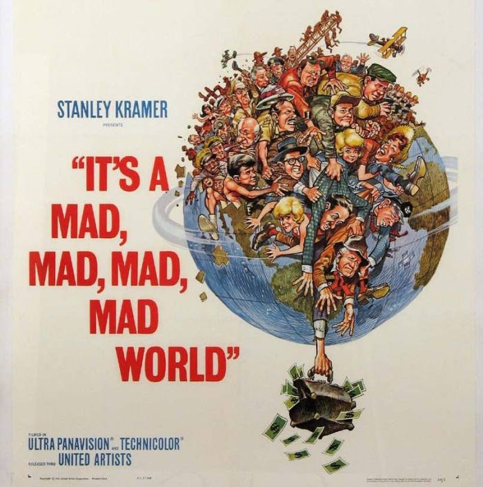 Fro original, visit: http://www.classicalmpr.org/story/2015/08/25/flicks-in-five-its-a-mad-mad-mad-mad-world