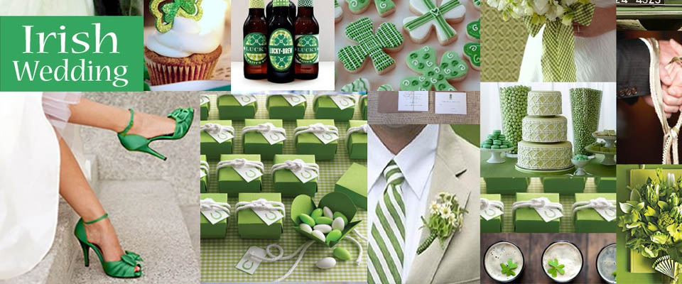 Beautiful Irish Wedding Traditions From The Past