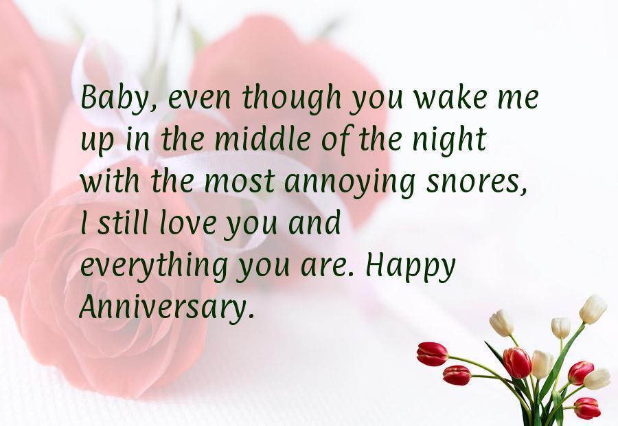 Wedding Anniversary Quotes Husband