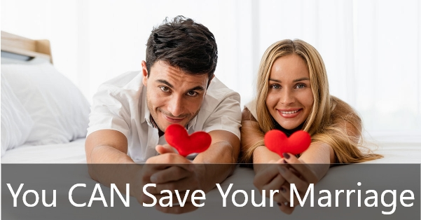 you can save your marriage