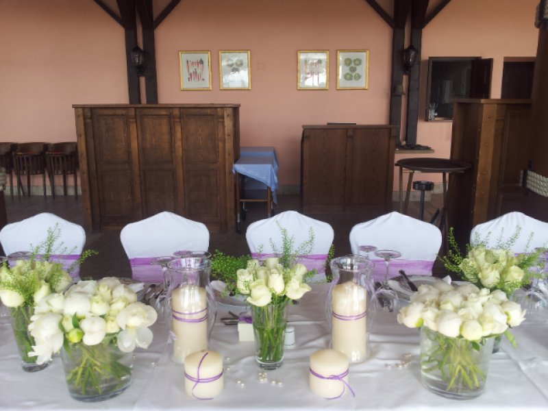 Wedding Decoration And Landscaping By Annivia Gardens In