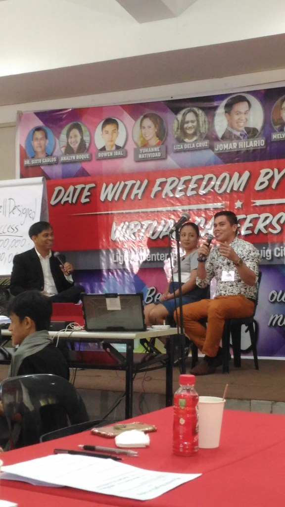 Korean Hearts Flutter: Date With Freedom Summit 2017