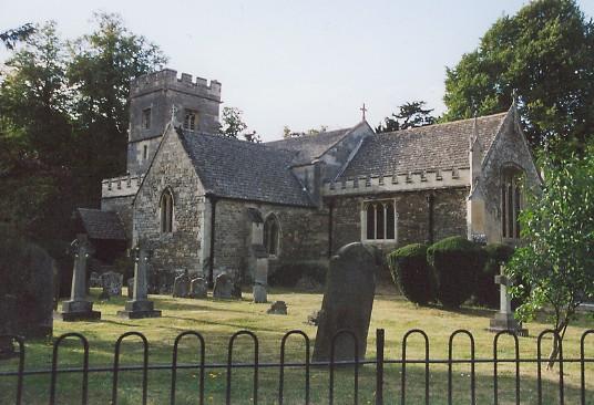 Radley Church