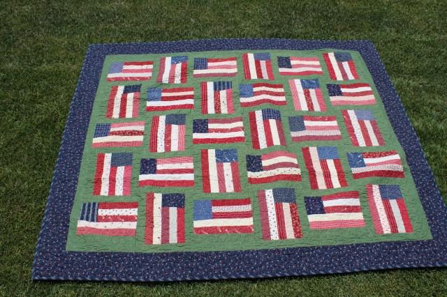Quilts, Patriotic (6)