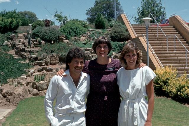 Alan & Leigh Chazen Dec 1982