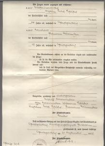 Laemmlen, Rudolf-Elsa Marriage Certificate 2 001