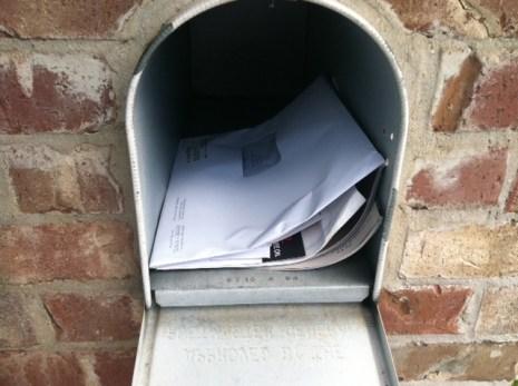 Mailbox Mission Call