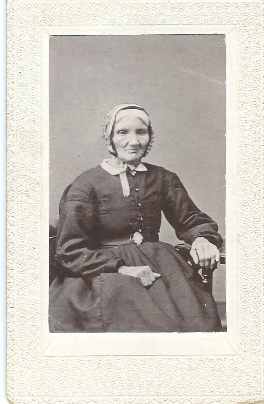 Bushman, Elizabeth Degen
