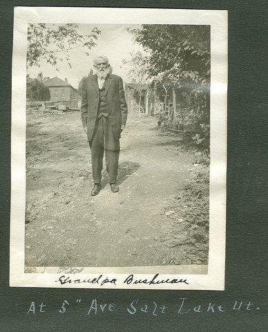 Bushman, Jacob 5th Ave SLC