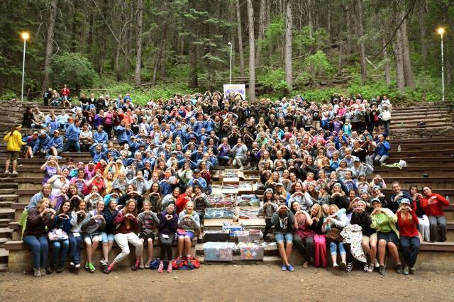 2014-9-25 Cedar Hills Girls Camp DfG