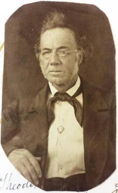 Theodore Turley portrait