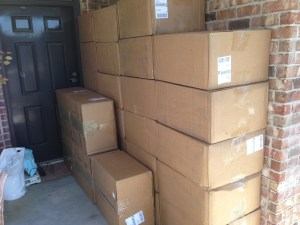2014-10-12 UPS Boxes of Flannel
