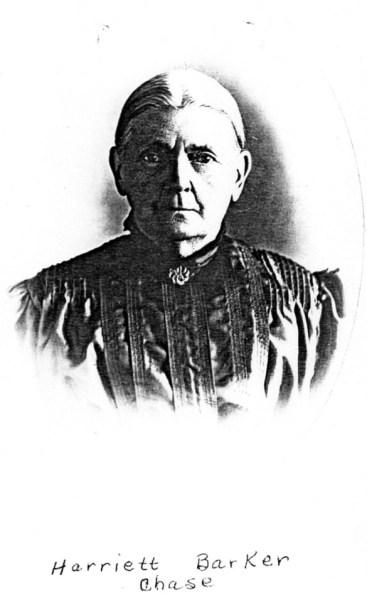 Barker, Harriet