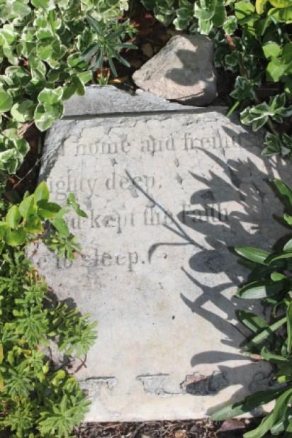 Lewis, Ann John headstone. 2
