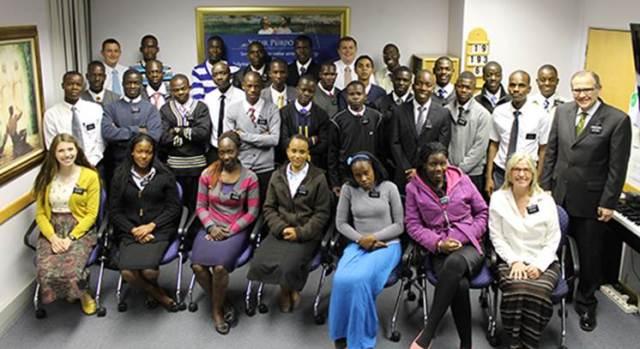 Zimbabwe Missionaries