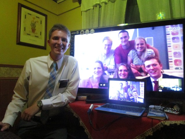 2015 5-11 Skype in Chile