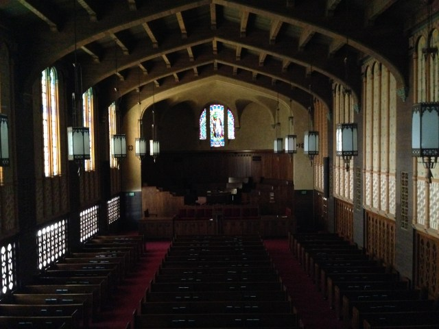 2015-5-29 LA Chapel