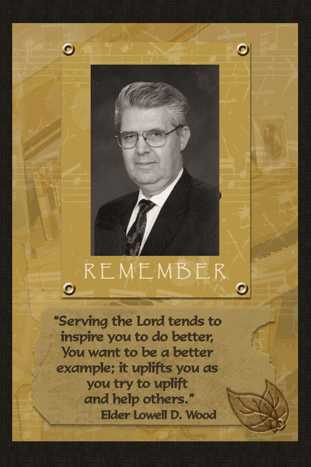 President Wood