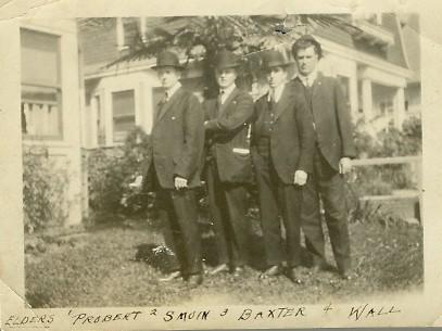 Smuin, Frank with Elders