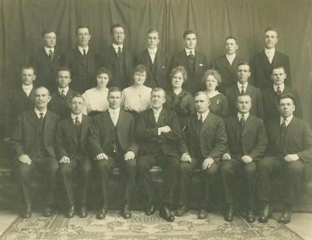 Smuin Franklin Missionary, top left