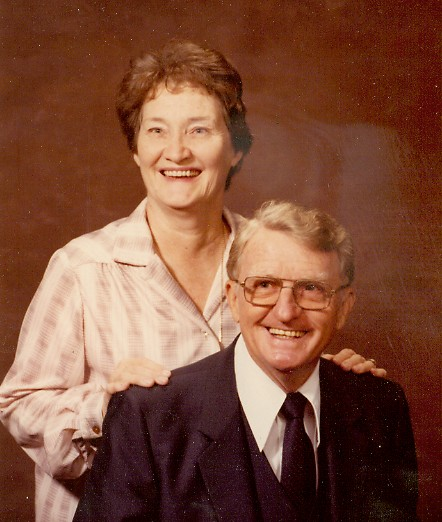Lewis, John & Peggy Nauvoo Mission