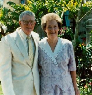 Lewis, John & Peggy