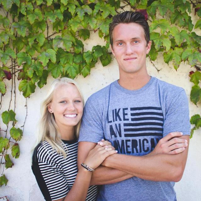 Adam & Heidi Newport 2014