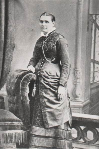 Bushman, Charlotte Turley