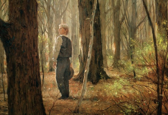 Joseph Smith sacred grove