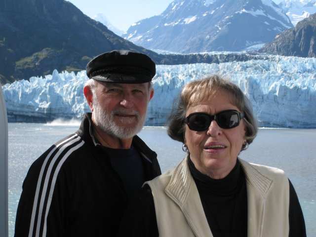 Laemmlen, Wil & Gwen 2010 glacier