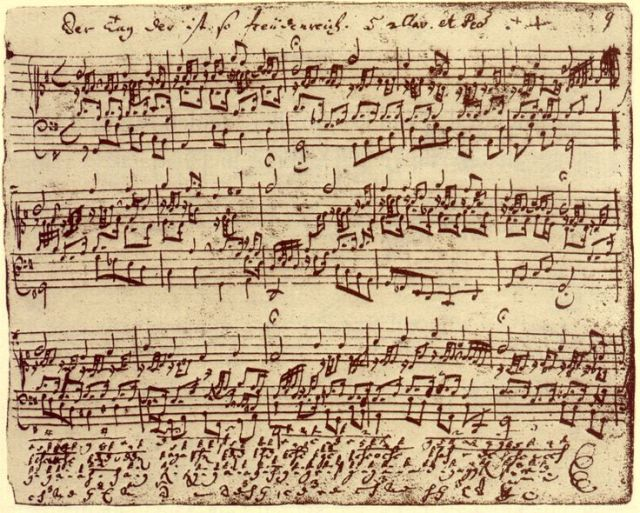 Beethoven music 3