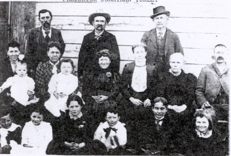 Turley, Frederick Family