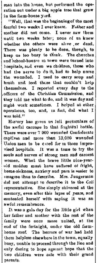 Bushman, Sadie Gettysburg paper 4