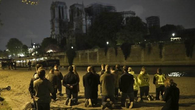 Notre Dame Fire 8